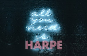 HARP-ALL-YOU-NEED