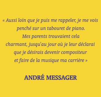andré-maessager
